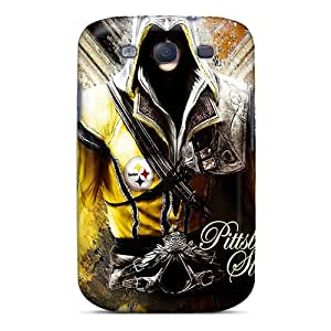 HIi5058PoiO Pittsburgh Steelers Fashion Tpu S3 Case Cover For Galaxy