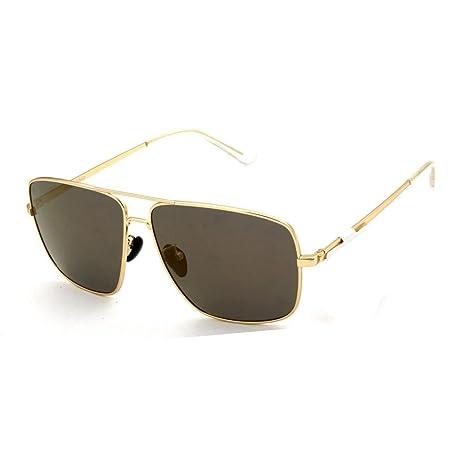 WKAIJC Hombres Caja Gafas de Sol Moda Creatividad ...