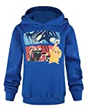 Official Pokemon Characters Boys Hoodie