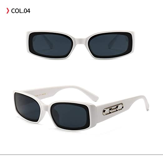 Yangjing-hl Año Gafas de Sol de Moda Baja Gafas de Sol de Moda ...