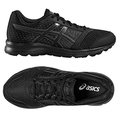 Asics PATRIOT 8 Zapatilla Para Correr - AW16 Negro