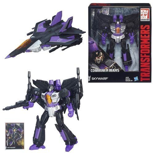 Transformers Generations Leader Skywarp Action Figure by Hasbro
