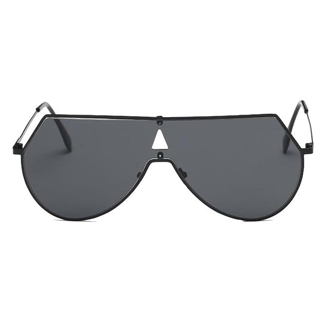 e3d3e34efb Forthery Women s Vintage Retro Square Frame Aviator Mirror Lens Polarized  Sunglasses Medium A