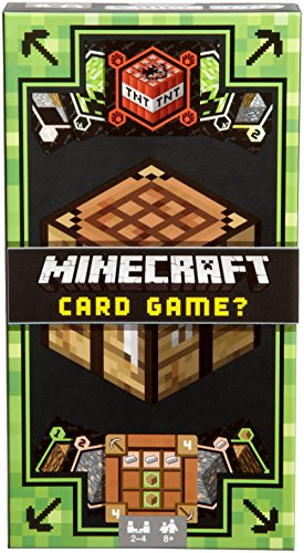Mattel DJY41 Minecraft Card Game product image
