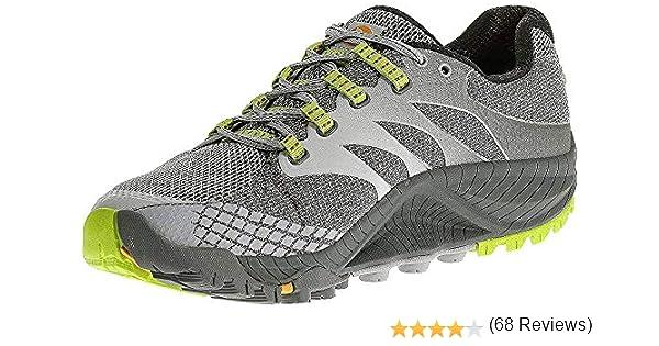 Merrell All out Charge Zapatilla De Correr para Tierra - 46: Amazon.es: Zapatos y complementos