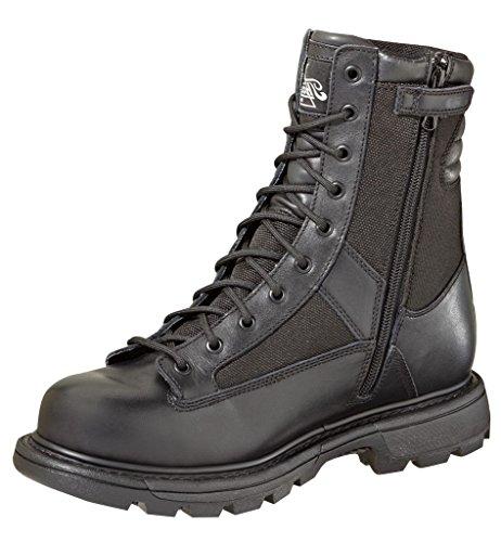 6 Work 834 7991 W Waterproof 5 Uniform Boots Mens Zip Thorogood Black YfCCqd