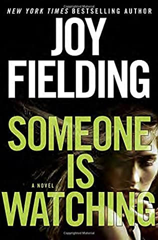 book cover of Someone Is Watching