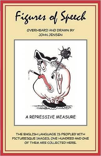 Book Figures of Speech by John Jensen (2012-07-20)