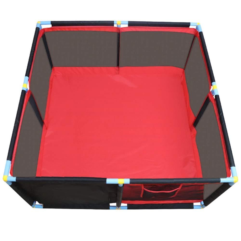 早割クーポン! ポータブルベビーベビーサークルキッズアクティビティセンター屋内屋外安全Playard、高さ66 さいず cm cm (サイズ さいず : 128×128×66cm) B07QJX2MLR 128×128×66cm B07QJX2MLR, S&C Style:5382d664 --- a0267596.xsph.ru