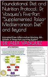 Foundational Diet and Nutrition Protocol: Dr Vasquez's Five-Part