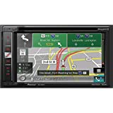 Pioneer AVIC-5201NEX In-Dash Navigation AV Receiver With 6.2 WVGA Touchscreen Display