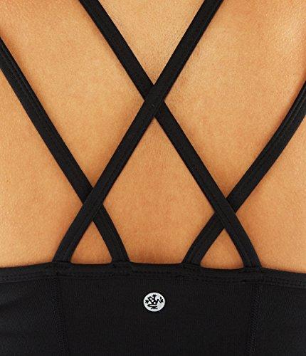 Manduka Women's New Cross Strap Cami Top