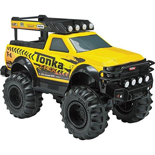 51nb5WRaDTL - Tonka 90604 Steel 4x4 T-Rex Vehicle by Tonka