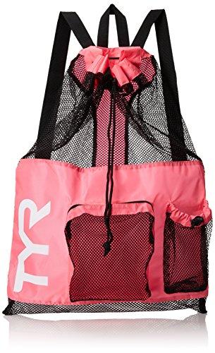 TYR Big Mesh Mummy Backpack, Pink, Medium