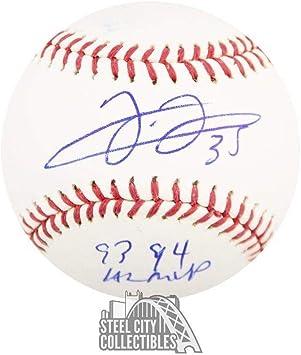 Frank Thomas Autographed Baseball PSA//DNA Certified Official Certificate Autographed Baseballs