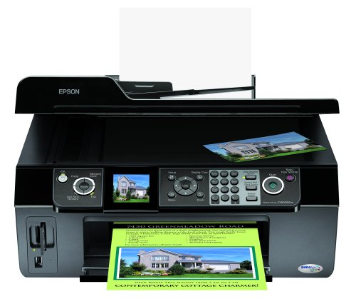 Epson Stylus CX9400Fax Color All-in-One Printer by Epson