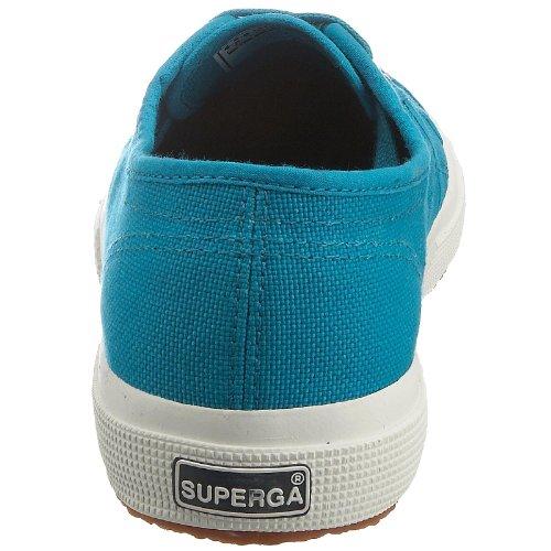 Superga 2750 Cotu Classic, Zapatillas Unisex Turquesa (Blue Caribe C52)
