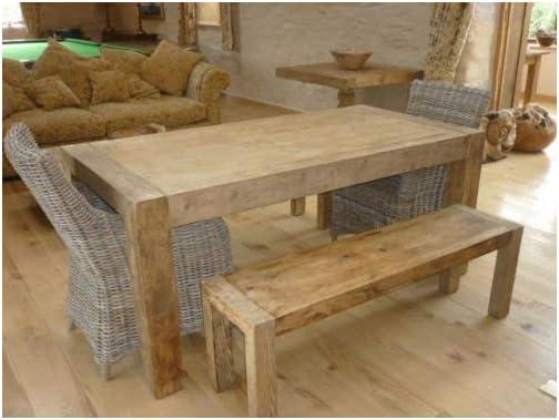 Inspiring Furniture LTD Reclaimed Elm Chunky Style 2.4m