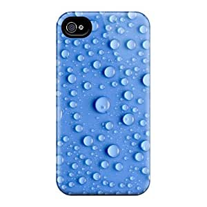 Cute High Quality Iphone 4/4S Drops Of Water Cases