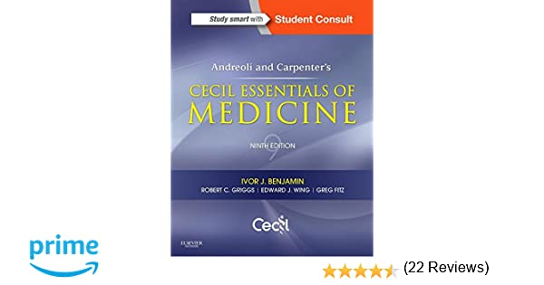 Pictures andreoli and carpenters cecil essentials of medicine andreoli and carpenter s cecil essentials of medicine 8th edition free download fandeluxe Gallery