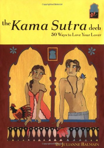 The Kama Sutra Deck: 50 Ways to Love Your Lover (Costumes Sex Movie)