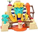 Toys : Fisher-Price Imaginext Serpent Strike Pyramid Playset