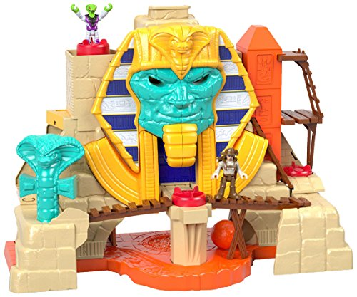 Fisher-Price Imaginext Serpent Strike Pyramid Playset