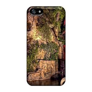 GoldenArea Premium Protective Hard For SamSung Galaxy S5 Mini Phone Case Cover - Nice Design - Teasure Isl
