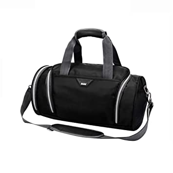 ITODA Holdall Gym Bag Large Sports Duffel Bag with Shoes Compartment  Waterproof Nylon Travel Weekender Tote 803f012c34
