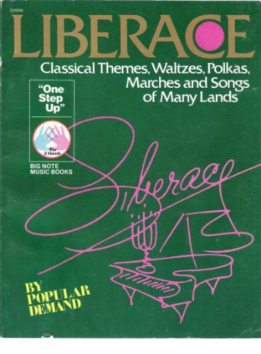 Polka Note (Liberace Classical Themes, Waltzes, Polkas, Marches and Songs of Many Lands (Big Note Music Books) (One Step Up for 2 hands))