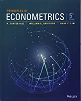 Principles of Econometrics, 5th Edition Front Cover