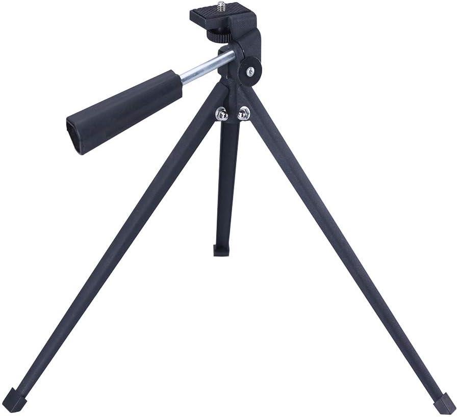 2.3 lbs 1.05kg Travel Camera Tripod Lightweight Aluminum with Carry Bag Artilection Binoculars Tripod
