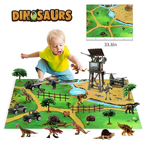 Dinosaur Figure Scene Dino Plays...