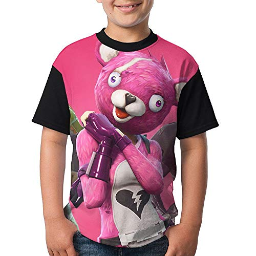 Cuddle Team Leader Child's Boy's Girl Short Sleeve Crew Neck Funny Tee T-shirt S for $<!--$19.98-->