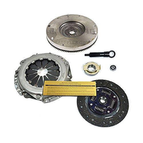 [EFT PREMIUM CLUTCH KIT+HD FLYWHEEL 89-98 CHEVY GEO TRACKER SUZUKI SIDEKICK 1.6L] (Chevy Tracker Wheels)