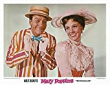 Mary Poppins original 1980 re release lobby card