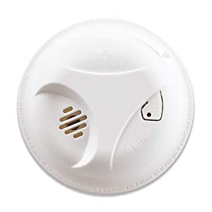 First Alert Battery Powered Smoke Alarm with Silence Button,SA303CN3