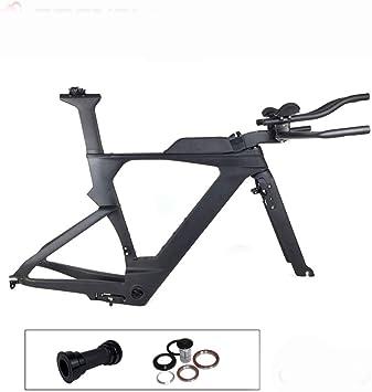 Cuadro de Bicicleta de triatlón de Prueba de Carbono DI2 y ...