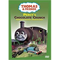 Thomas & Friends: Crujido de chocolate de Percy y otras aventuras de Thomas