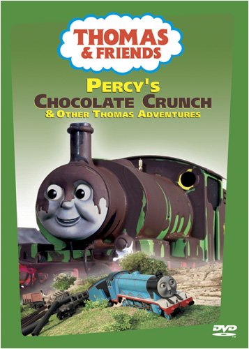 - Thomas & Friends: Percy's Chocolate Crunch & Other Thomas Adventures