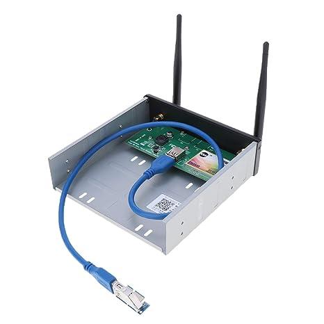 non-brand Tarjeta PCI Inalámbrica WiFi USB, Adaptador De Red ...