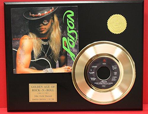 Gold Record Ltd Edition (Poison
