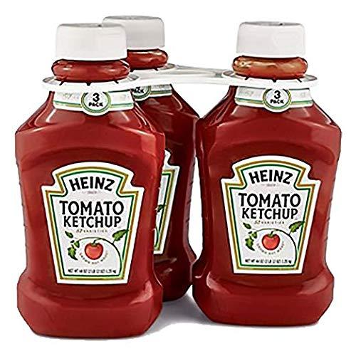 Heinz Tomato Ketchup (44 oz. bottle, 3 pk.)