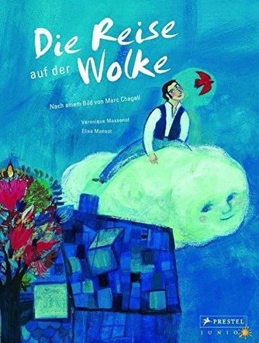 Die Reise auf der Wolke: Nach einem Bild von Marc Chagall