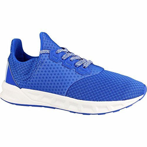 Adidas Men's Falcon Elite 5 m Running Shoes (12, Blue/ Bl...