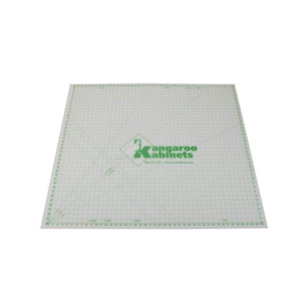 Arrow 44'' x 38'' Sewing Cutting Mat for Dingo Cabinet