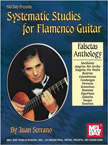 Systematic Studies for Flamenco Guitar. Partituras, CD para ...