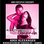 Always Amanda (Erotic Romance) | Andi Alexander
