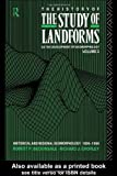 The History of the Study of Landforms, Robert P. Beckinsale and Richard J. Chorley, 0415056268