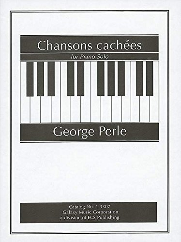 Chansons Cachees Piano